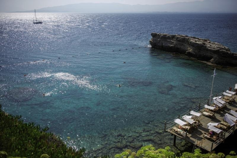 Xanadu Island Resort Landschaft