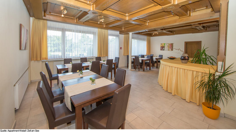 Kristall Zell am See Lounge/Empfang