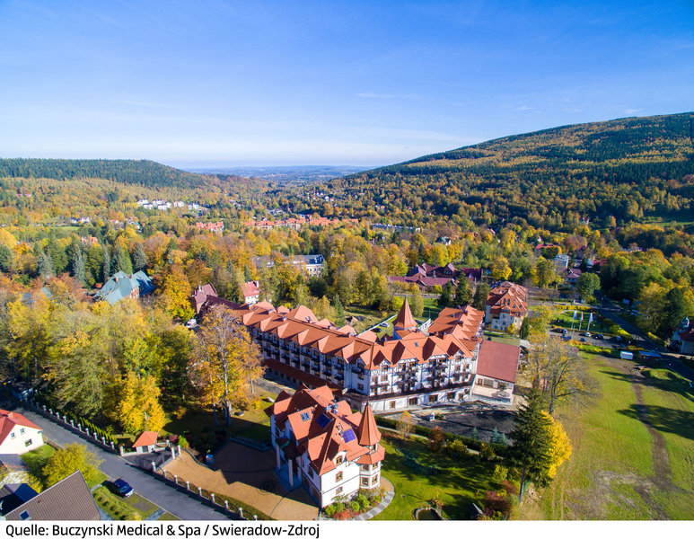 Medi-Spa Buczynski Landschaft