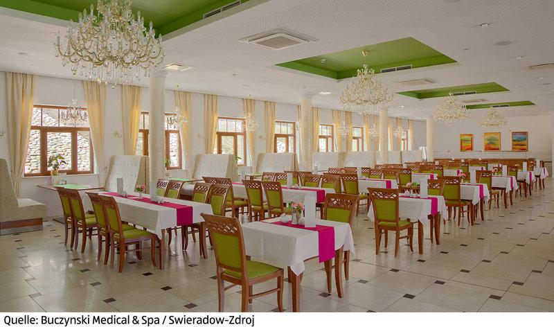 Medi-Spa Buczynski Restaurant