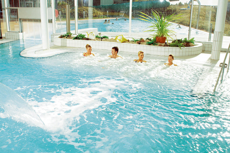 Strandgut Resort Hallenbad