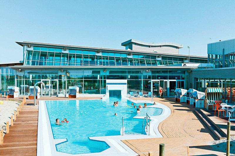 Strandgut Resort Außenaufnahme