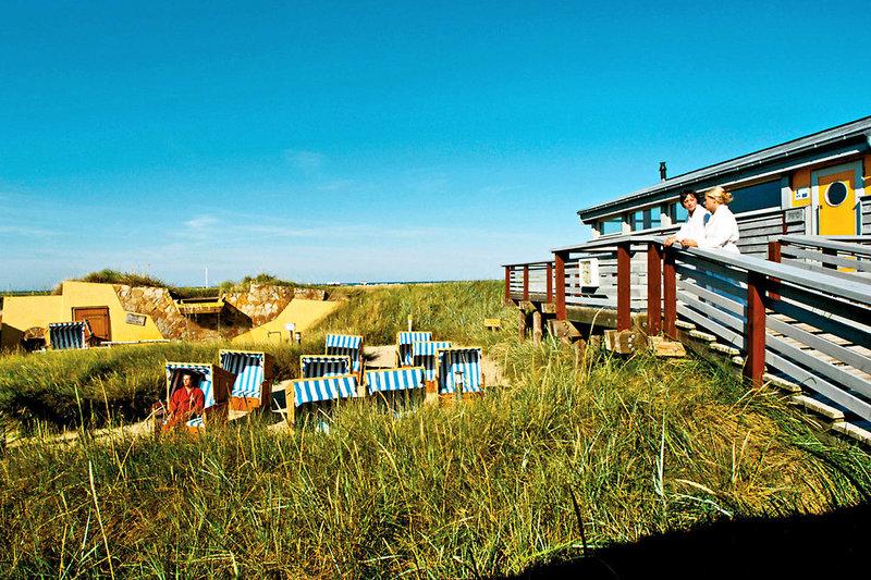 Strandgut Resort Garten