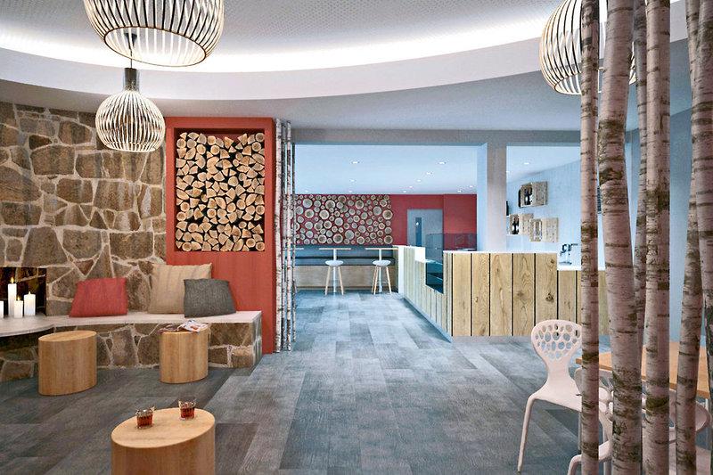 Strandgut Resort Lounge/Empfang