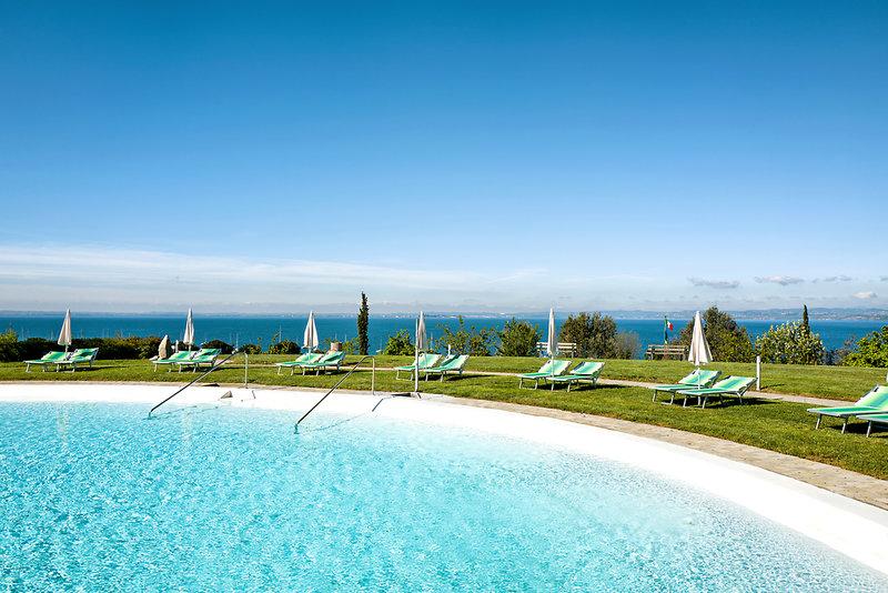 Parc Hotel Germano Suites & Apartments Pool