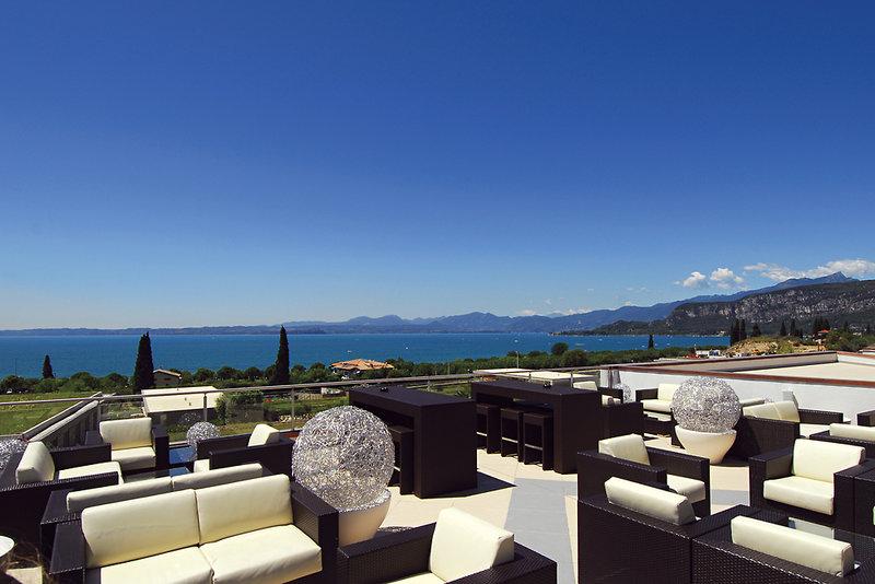 Parc Hotel Germano Suites & Apartments Terrasse