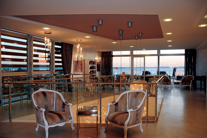 Parc Hotel Germano Suites & Apartments Lounge/Empfang