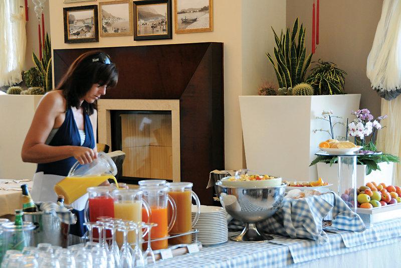 Parc Hotel Germano Suites & Apartments Restaurant