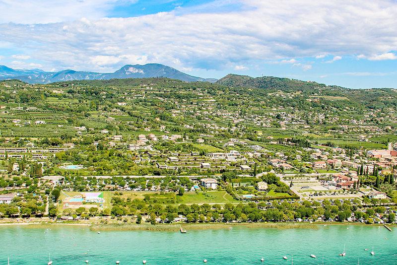 Parc Hotel Germano Suites & Apartments Landschaft