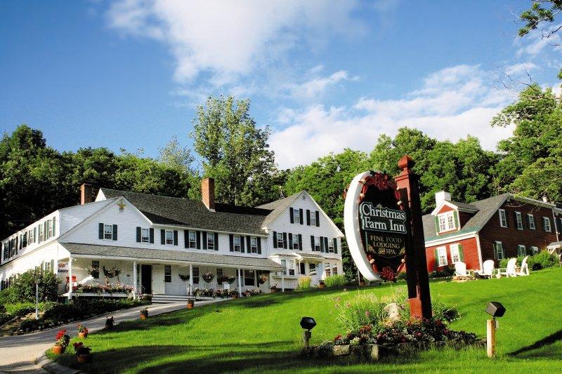 Christmas Farm Inn & Spa Außenaufnahme