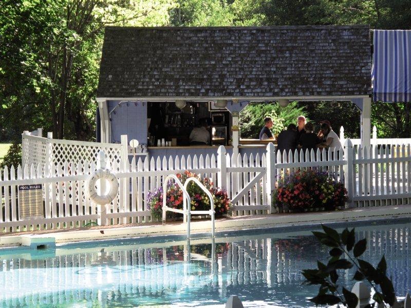 Christmas Farm Inn & Spa Pool