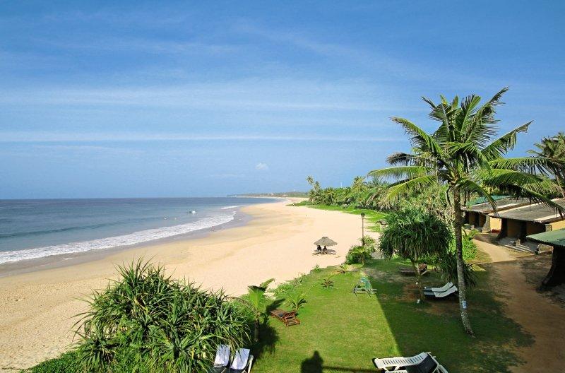 Koggala Beach Außenaufnahme