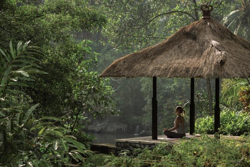 Four Seasons Resort Bali at Sayan Ubud Sport und Freizeit