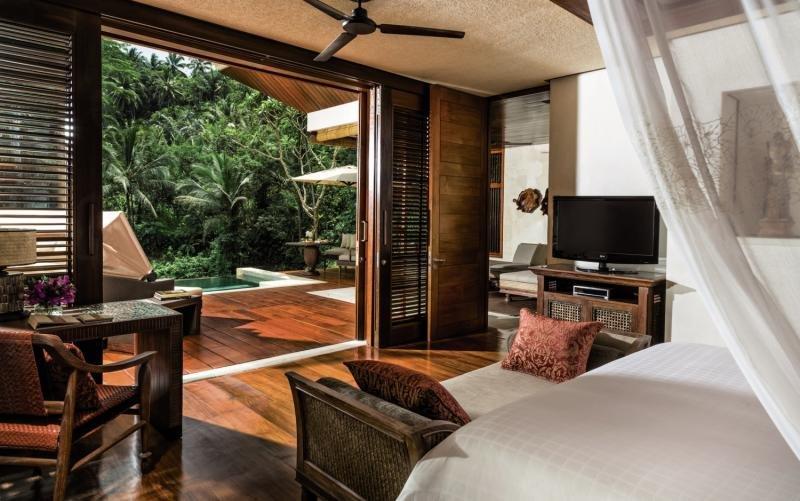Four Seasons Resort Bali at Sayan Ubud Wohnbeispiel