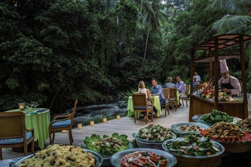 Four Seasons Resort Bali at Sayan Ubud Restaurant