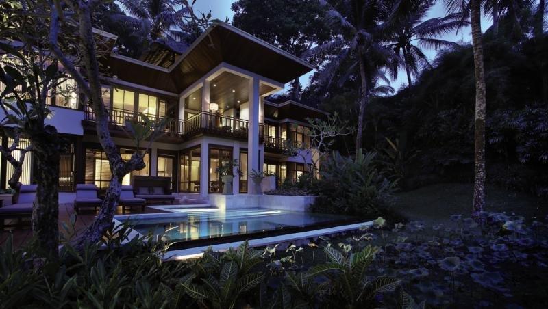Four Seasons Resort Bali at Sayan Ubud Außenaufnahme