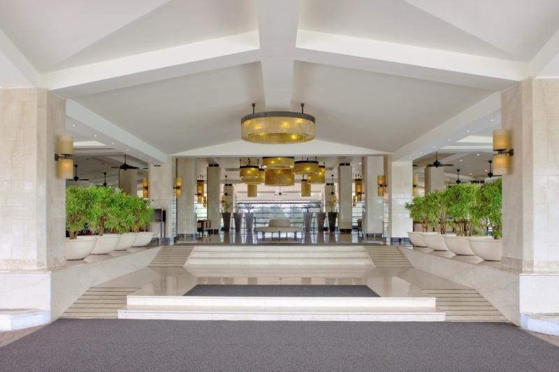Holiday Inn Resort Goa Lounge/Empfang