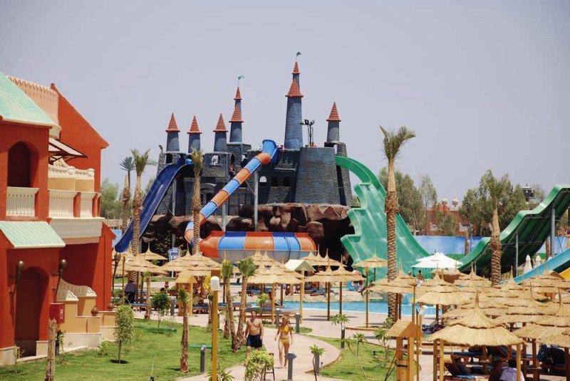 Aqua Blu Sharm el Sheikh Garten