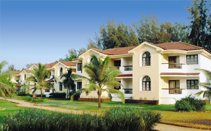 Holiday Inn Resort Goa Außenaufnahme