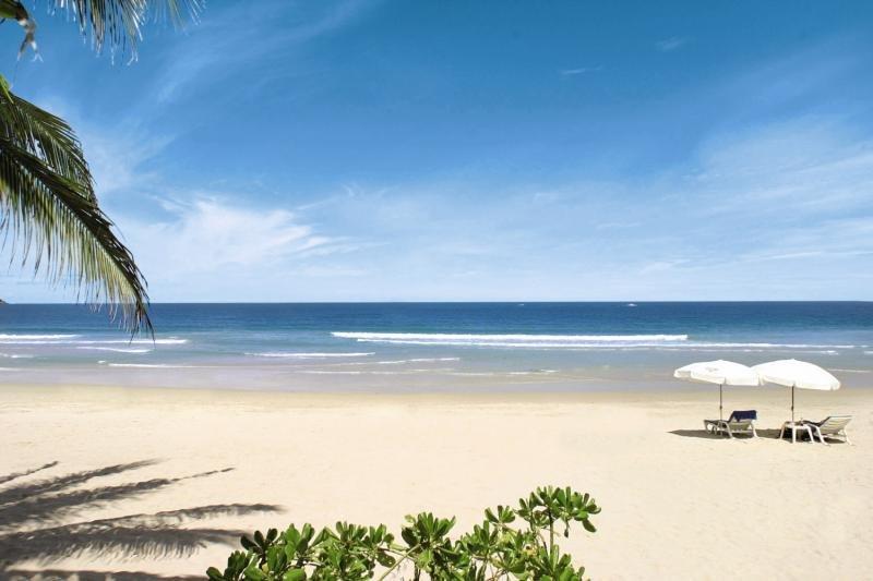 Banana Fan Sea Resort Strand