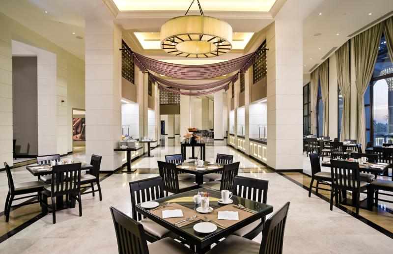 Fanar Hotel & Residences Restaurant