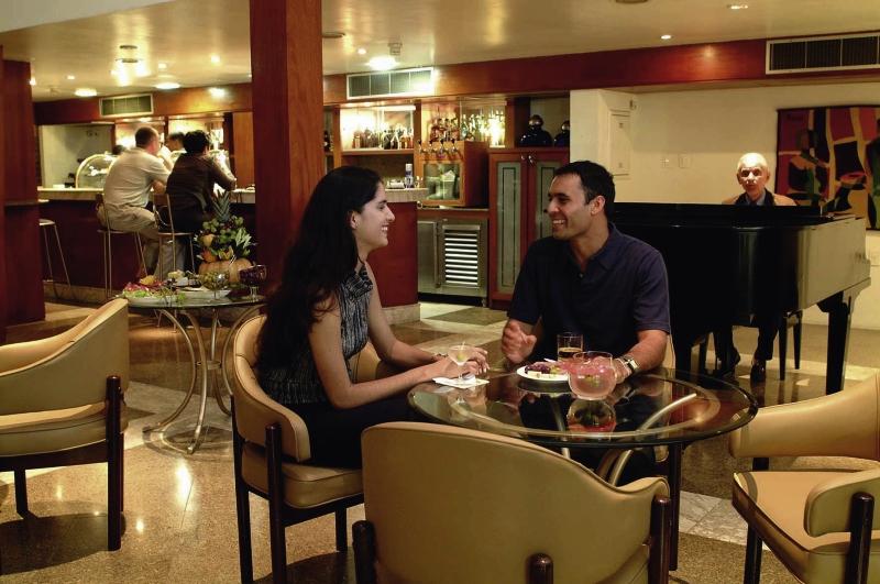 Wish Hotel da Bahia  Lounge/Empfang