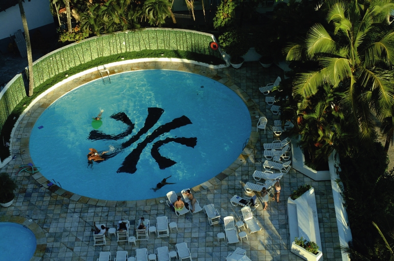 Wish Hotel da Bahia  Pool
