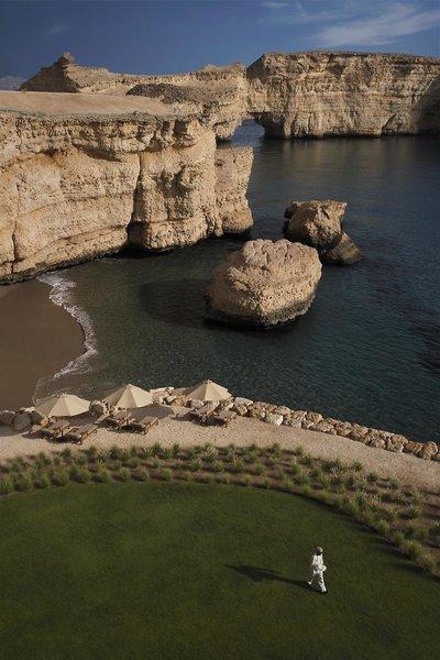 Shangri-La Barr Al Jissah Resort & Spa Al Waha Tiere