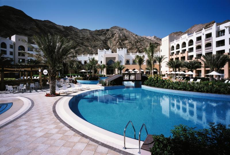 Shangri-La Barr Al Jissah Resort & Spa Al Waha Pool
