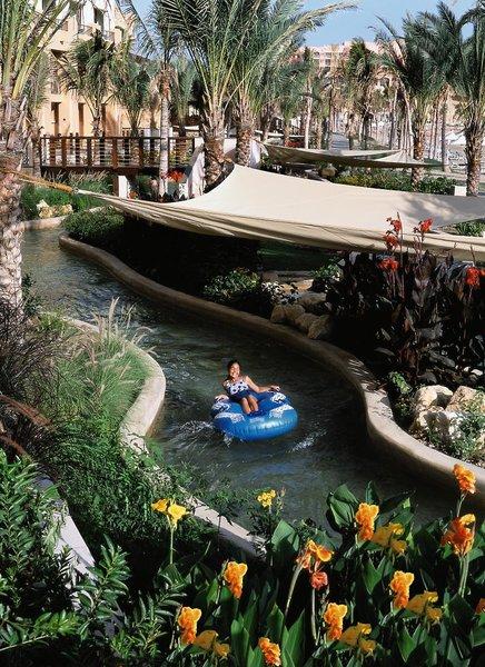 Shangri-La Barr Al Jissah Resort & Spa Al Waha Garten