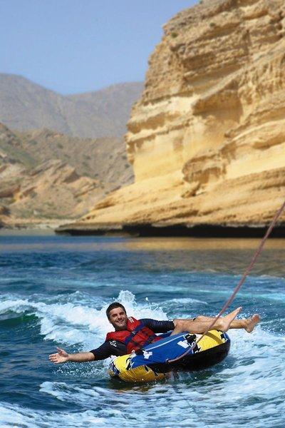 Shangri-La Barr Al Jissah Resort & Spa Al Waha Sport und Freizeit