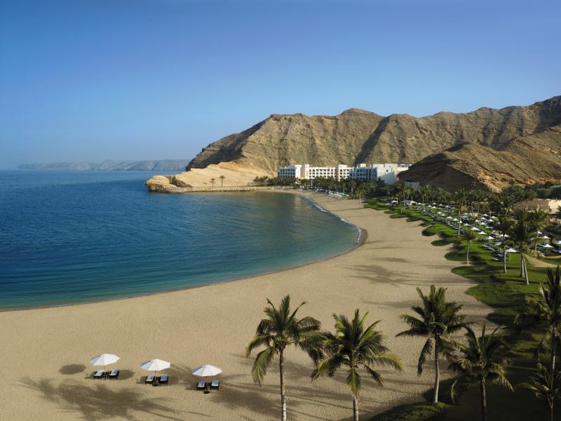 Shangri-La Barr Al Jissah Resort & Spa Al Waha Strand