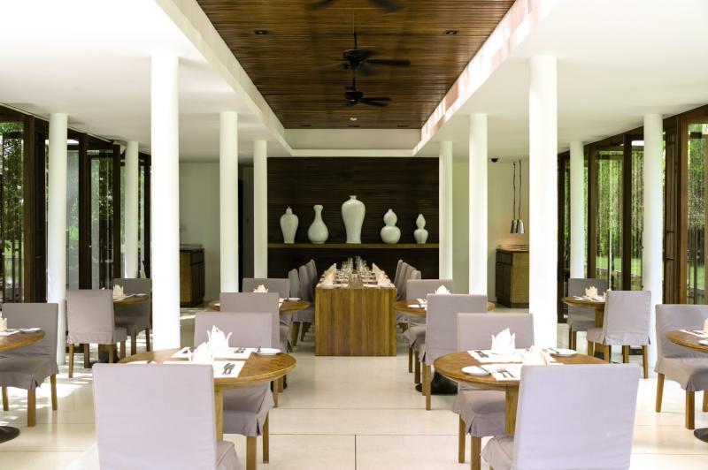 The Sarojin Restaurant