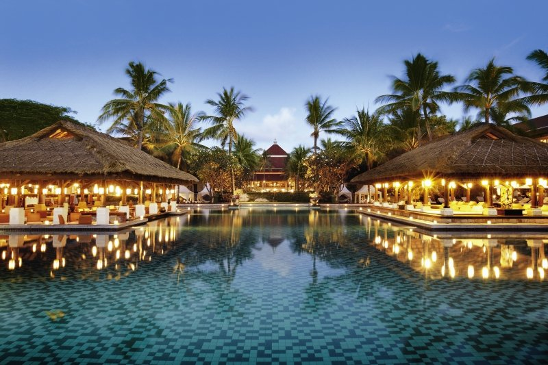 Intercontinental Bali Resort Pool