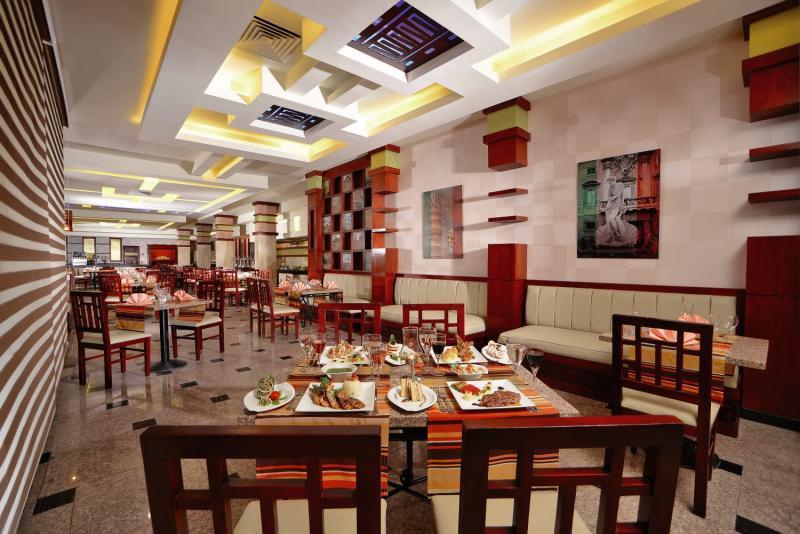 Aqua Blu Sharm el Sheikh Restaurant