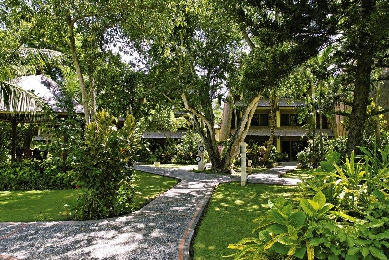 Mercure Resort Sanur Garten