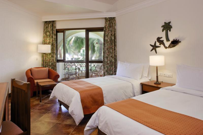 Holiday Inn Resort Goa Pool