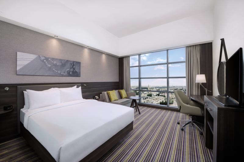 Hampton by Hilton Dubai Airport Wohnbeispiel