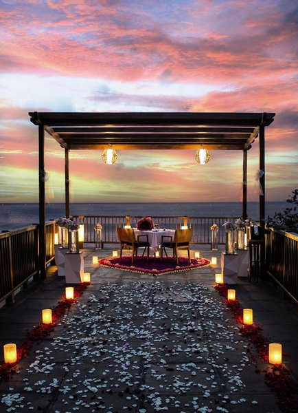Anantara Bali Uluwatu Resort & Spa Terrasse