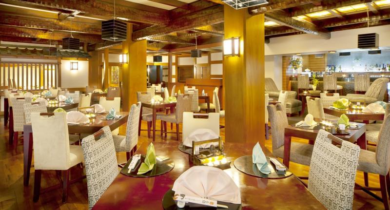 Gulf Hotel Bahrain Restaurant