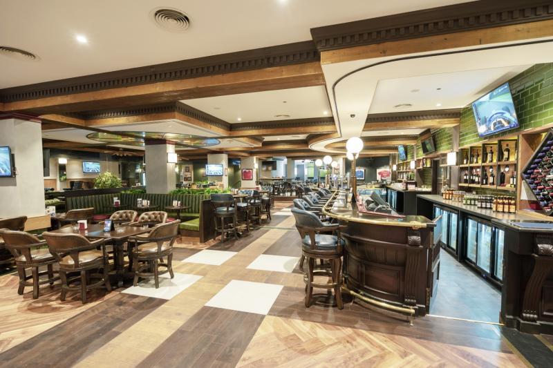 The Gulf Hotel Bahrain Bar