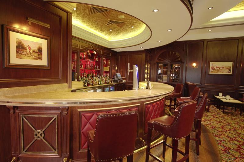 Gulf Hotel Bahrain Bar