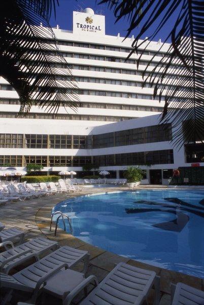 Wish Hotel da Bahia  Hallenbad