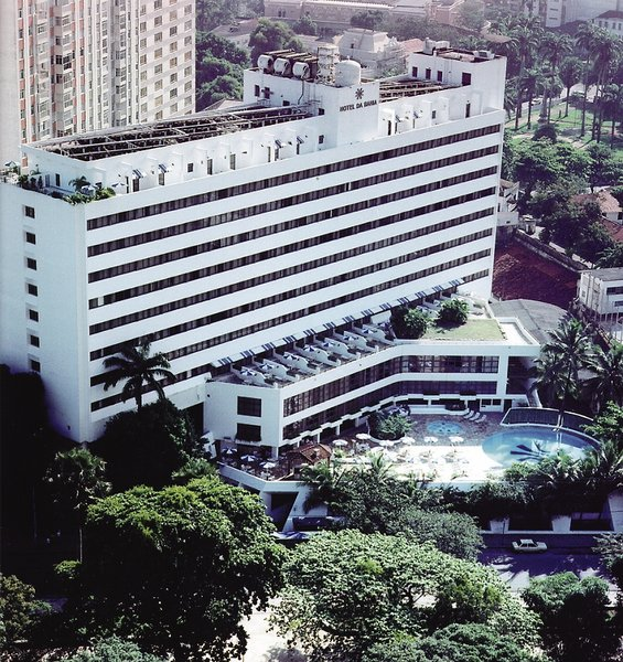 Wish Hotel da Bahia  Außenaufnahme
