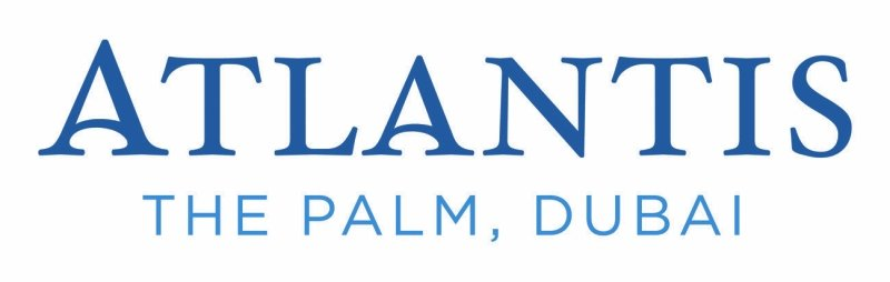 Atlantis - The Palm Logo