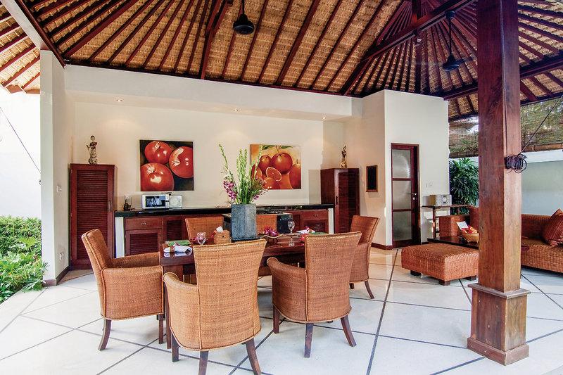 Ellora Villas Lounge/Empfang