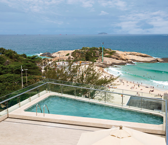 Arena Ipanema Hotel Pool
