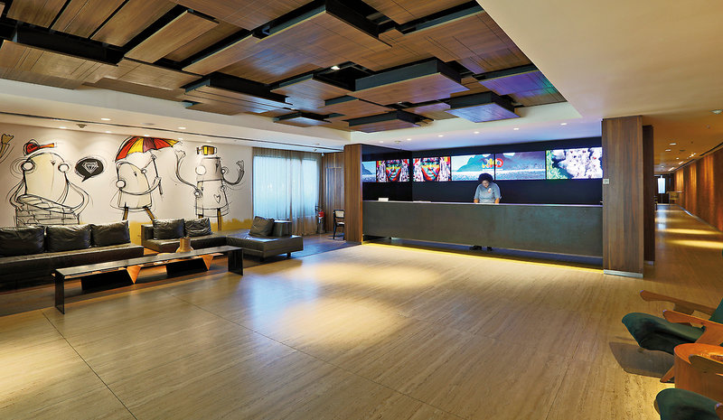 Arena Ipanema Hotel Sport und Freizeit