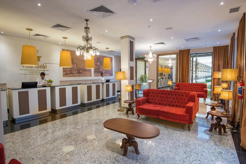 Vila Gale Rio de Janeiro Lounge/Empfang