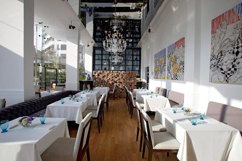 Belmond Miraflores Park  Restaurant